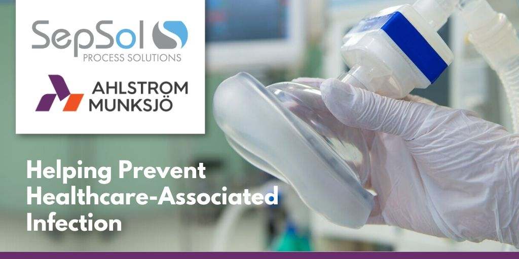 You are currently viewing Ahlstrom-Munksjö's crucial contribution in the prevention of healthcare-associated infection.