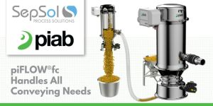 The New piFLOW®fc from Piab Handles All Conveying Needs