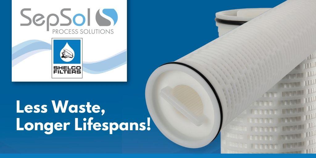 Less Waste, Longer Lifespans: Benefits of High-flow Filtration