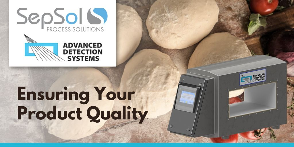 ADS – ProScan Metal Detector Effectively Reduces Risk of Contamination for Baker's Quality Pizza Crust, Inc.