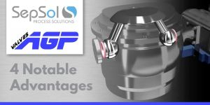 4 Notable Advantages of AGP Valves' Ball Segment Valves That Benefit Your Powder Process