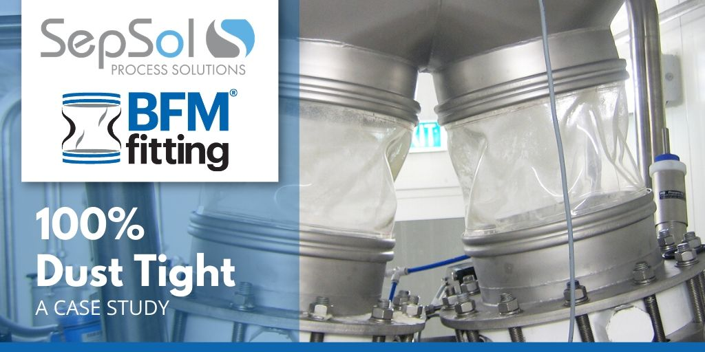 BayerCrop Science Eliminates Dust with Cost-efficient solutions from BFM®fitting