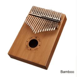 Kalimba Bambou 17 lames