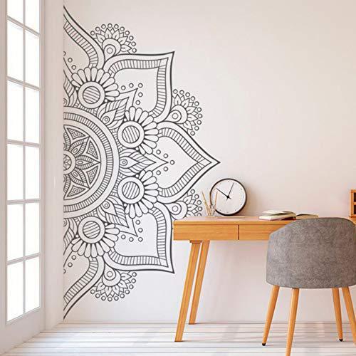 Stickers Muraux Mandala Géant