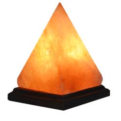 Lampe de Sel de l'Himalaya Pyramidal