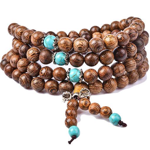 Mala Bracelet Tibétain