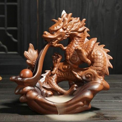 Brûle Encens du Dragon Pourpre