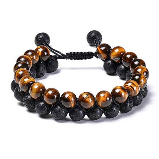 Bracelet Oeil de Tigre Protection Spirit