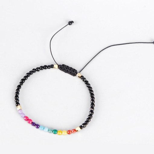 Bracelet 12 Constellations 7 Chakras