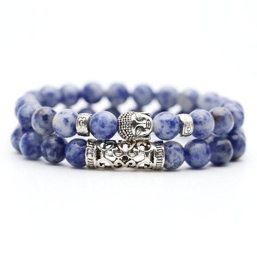 Bracelet Bouddha Zen Nature
