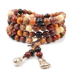 Bracelet Mala Tibétain Bien-être