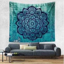 Tenture Murale Mandala Intuition