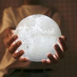 Lampe d'Ambiance Relaxante Pleine Lune
