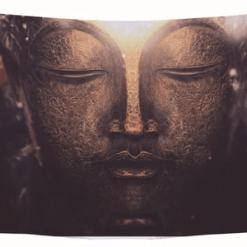 Tenture Bouddha Illumination