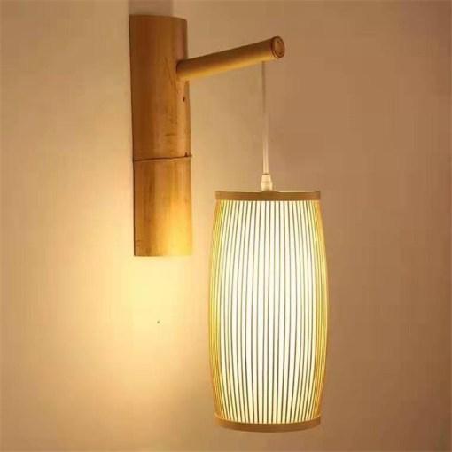 Lampe Suspendue Bambou