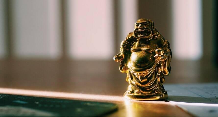 Pourquoi avoir un Bouddha chez soi
