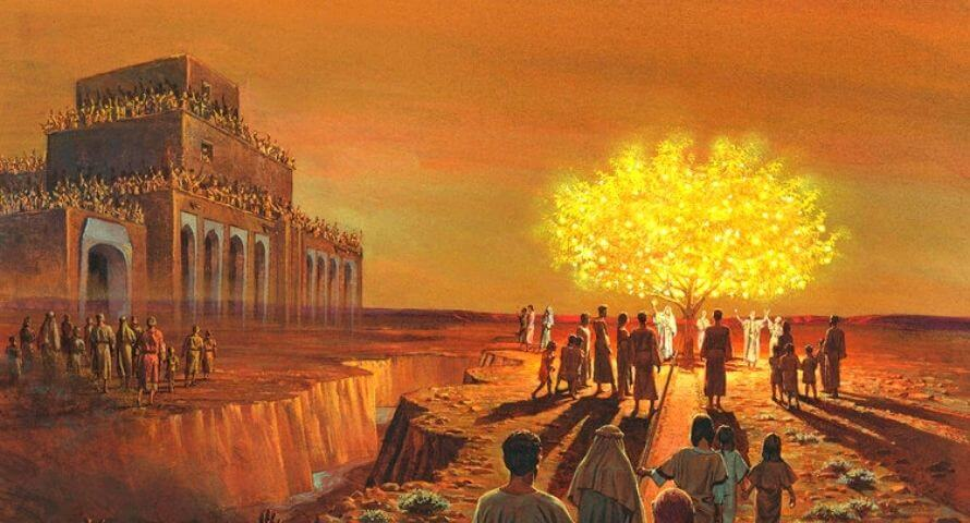 Arbre de vie bible