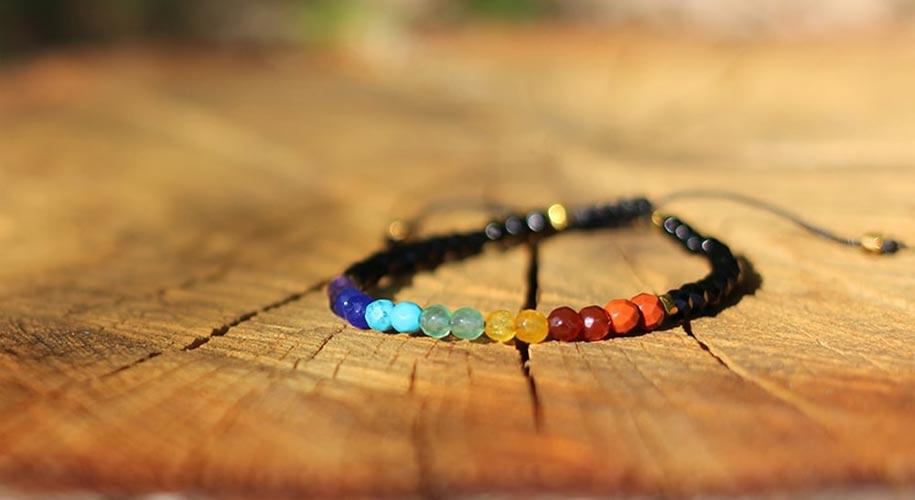 Bracelet 7 Chakras vertus