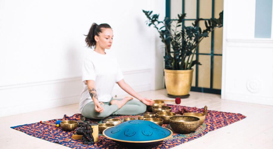 méditation 7 chakras