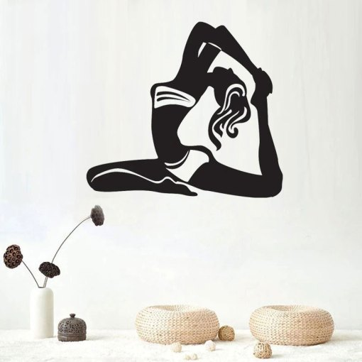 Stickers Mural Zen - Décoration zen - sept chakras
