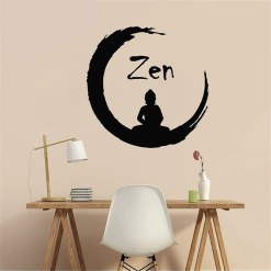Stickers muraux Zen - Décoration zen - sept chakras