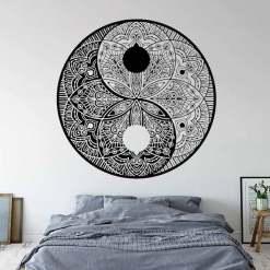 Stickers Zen Chambre - Décoration zen - sept chakras