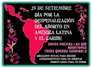 Spanish logo for 28th of september