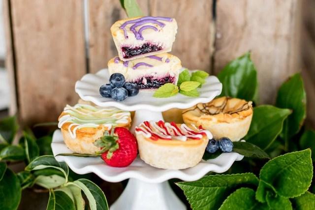 original cheese tarts