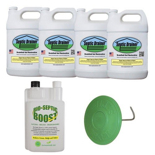 Septic Drain Field Repair Kit for Professionals (NOTE: Additional Freight  Charges For 12 + 20 Cases) - Septic Drainer