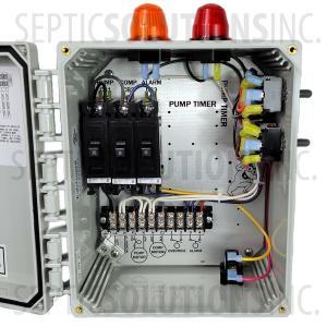 BIOB Double Light Aerobic Control Panel | Free Shipping