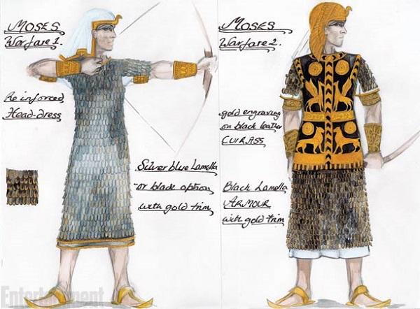 Exodus-Costume