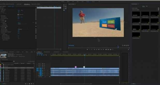 where to download free video editing application adobe premiere pro CC 2018