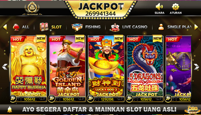 Taruhan Judi Game Slot OSG777