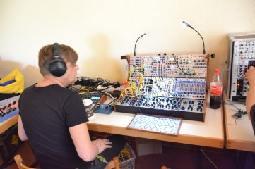 the worselity of life buchla 200e