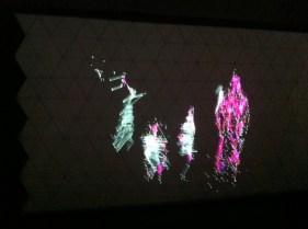 moogulator tanzt mit geistern