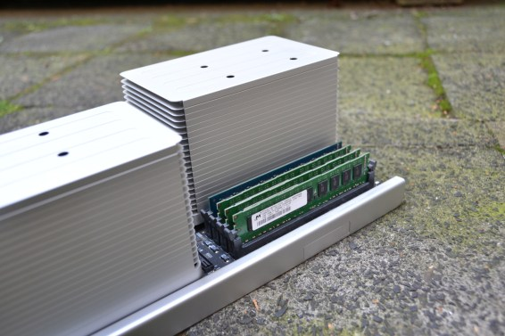 macpro RAM rein