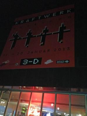 Kraftwerk Düsseldorf 2013
