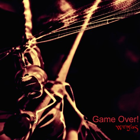 Game Over Cover Art Small