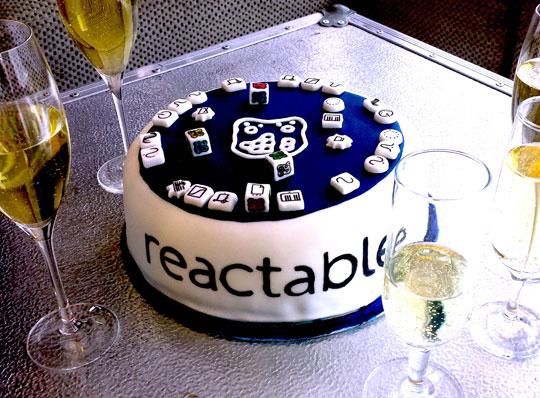 reactable birthday