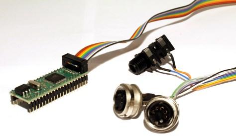 modysix MIDI kit