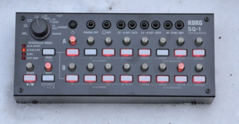 Test: Korg MS-20M Kit, Desktop Synthesizer - AMAZONA.de