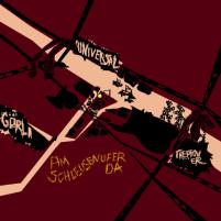 Berlin existase Schatzkarte