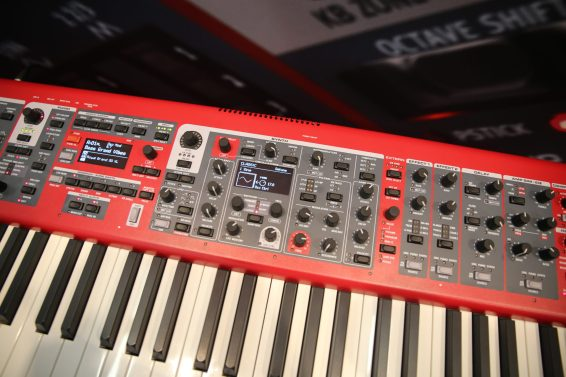 Musikmesse2017 Nord Stage 3