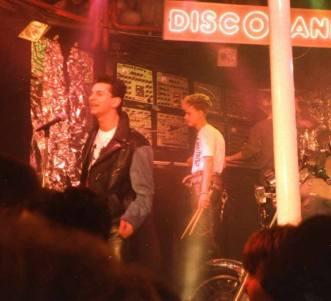 Depeche Mode EMS