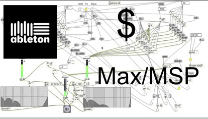 Synclavier in Max/MSP - Emulation - Sequencer