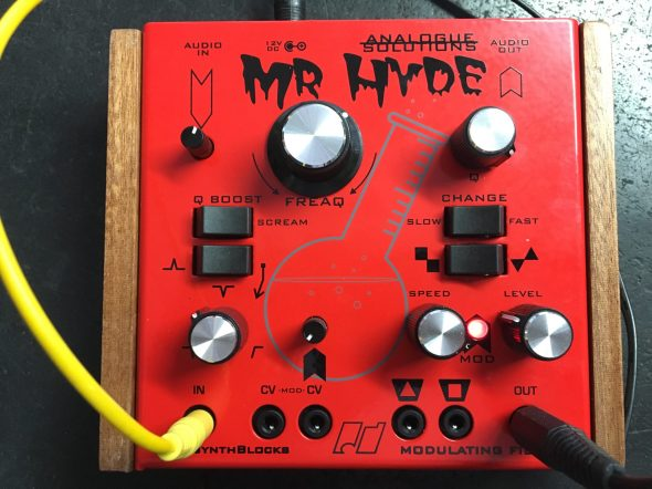 mr hyde analogue solutions
