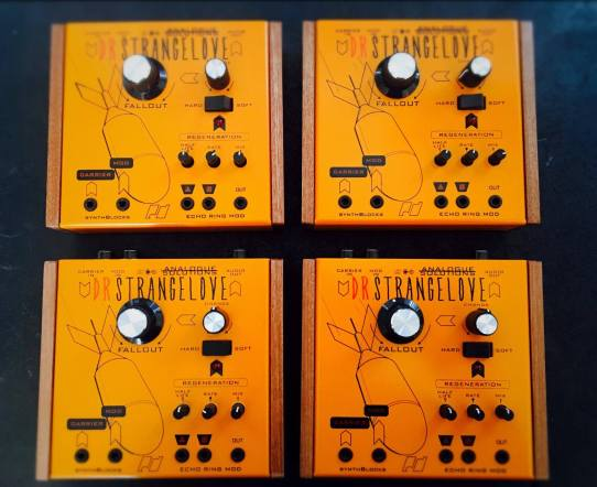 analogue solutions dr.strangelove