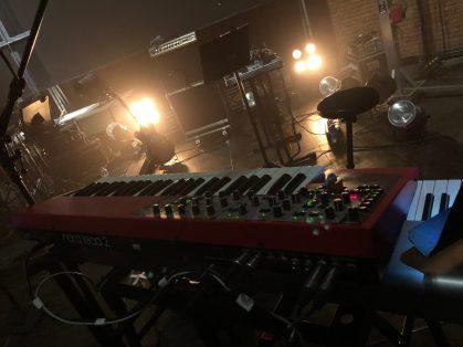 Laibach (equipment) Bochum 0414
