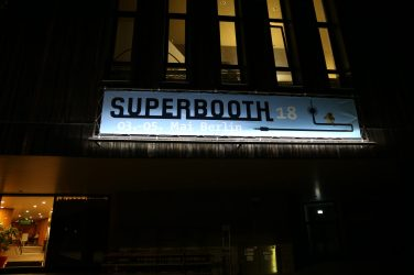 Superbooth 18 - 0337