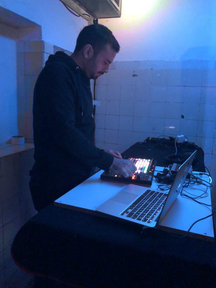 elecrtronic noise live reinraum 700